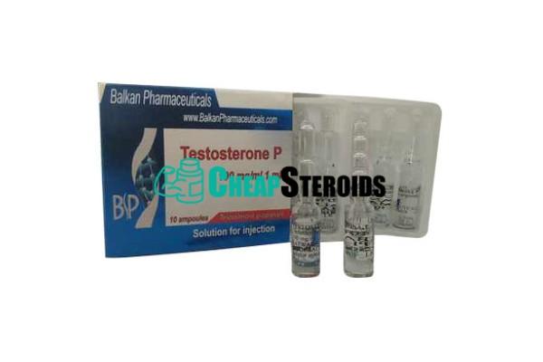 Testosterona P 1 мл/100 мг (Тестостерона П 1/100 мг)