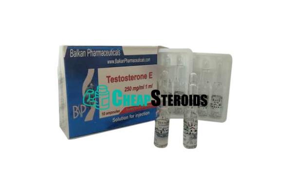 Testosterona E 1 мл/250 мг (Тестостерон Енантат 1/250 мг)
