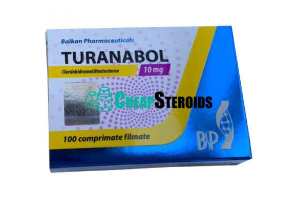 Turanabol 10 mg (Туранабол 10 мг)