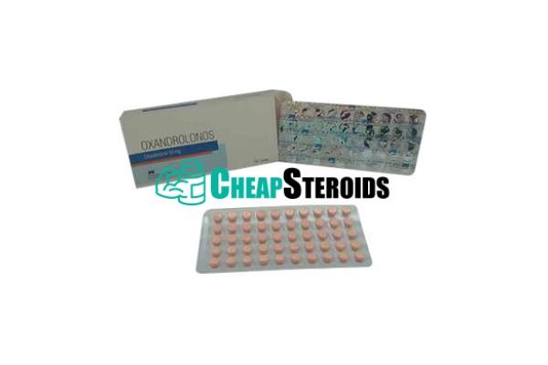 Oxandrolonos 10 mg (Оксандролонос 10 мг)