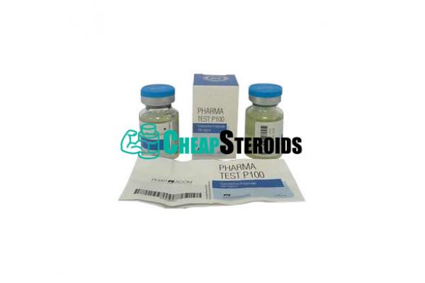Testosterone Propionat 10 мл по 100 мг (Тестостерон Пропионат)