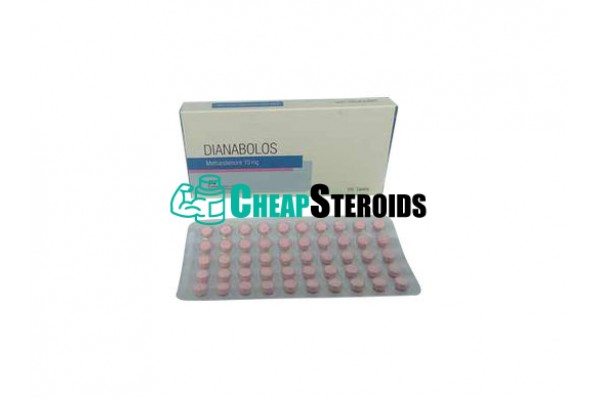 Dianabolos 10 mg (Дианаболос 10 мг)