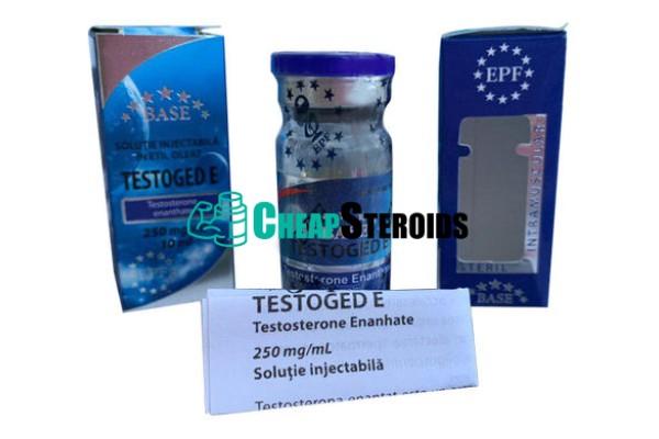 Testoged-E 10 мл по 250 мг (Тестостерона энантат)
