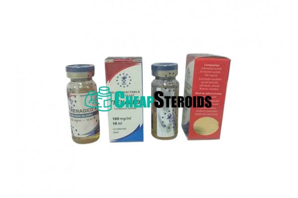 Trenoged 10 мл по 100 мг (Тренболон ацетат)
