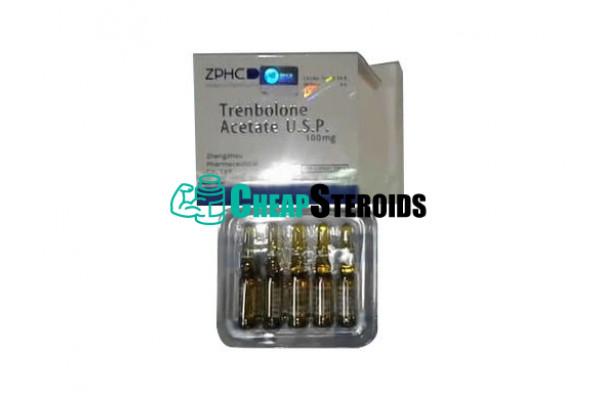 Trenbolone Acetate 1 мл/100 мг (Тренболон Ацетат 100 мг)