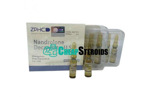 Nandrolone Decanoate 1 мл/250 мг (Нандролон Деканоат)