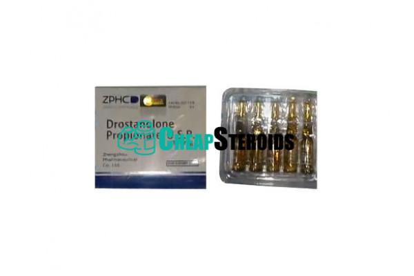 Drostanalone Propionate 1 мл/100 мг (Мастерон)