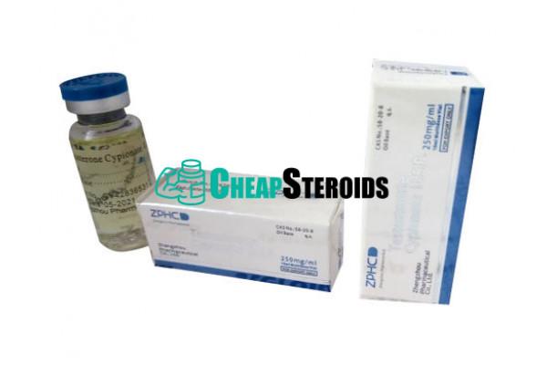Testosterone Cypionate 10 мл по 250 мг (Тестостерон Ципионат 250)