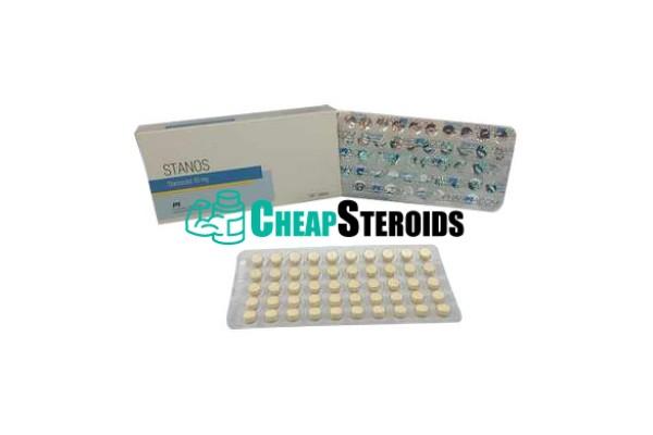 Stanos 10 mg (Станозолол 10 мг)