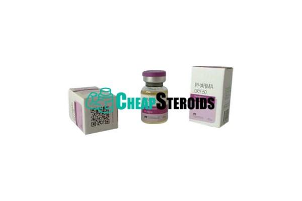 PharmaOxy 10 мл по 50 мг (Оксиметолон)