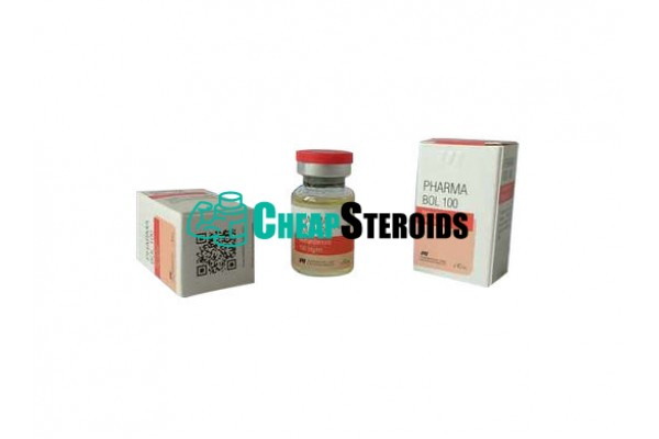 Pharmabol 10 мл по 100 мг (Метандиенон)