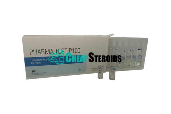 Test P 1 мл/100 мг (Тестостерон Пропионат)