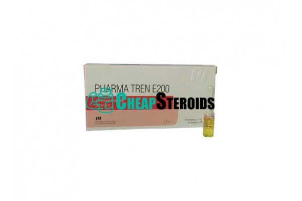 Tren Enantate 1 мл/200 мг (Тренболон Энантат 200 мг)