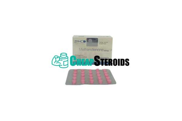 Methandienone 20 mg (Метандиенон 20 мг)
