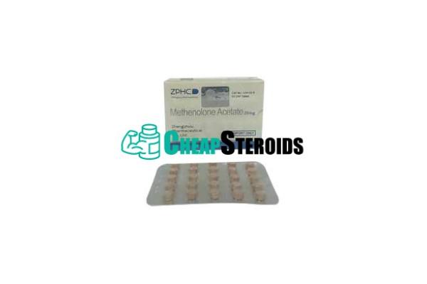 Methenolone Acetate 25 mg (Примоболан)