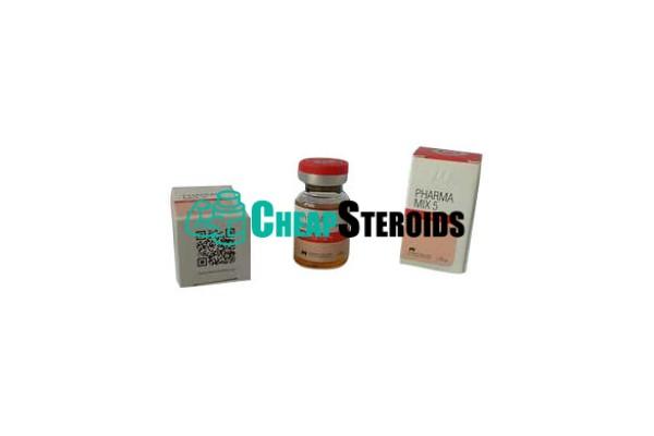 PharmaMix 5 10 мл по 100 мг (ФармаМикс 5)