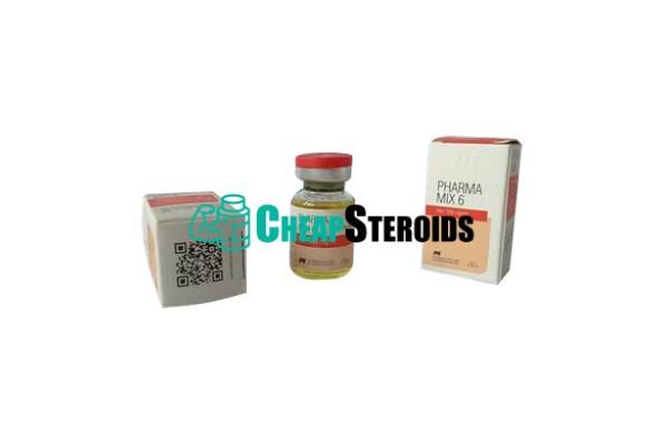 PharmaMix 6 10 мл по 500 мг (ФармаМикс 6)