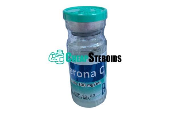 Testosterona C 10 мл по 200 мг (Тестостерон Ципионат 10/200 мг)