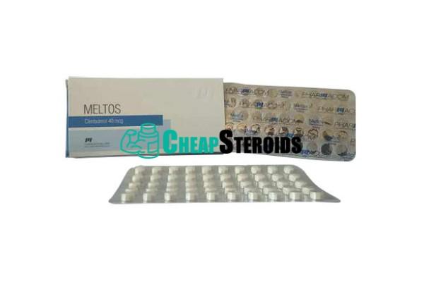 Meltos 40 mсg (Кленбутерол)