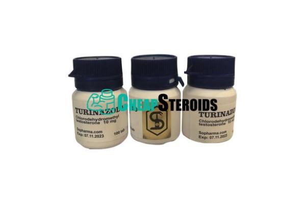 Turinazol 10 mg (Туринабол)