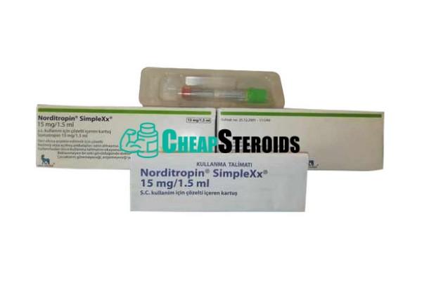 Нордитропин 15мг/1.5мл/48IU (Norditropin 48 МО)
