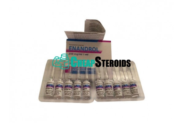 Enandrol 1мл/250 мг (Тестостерон Е)