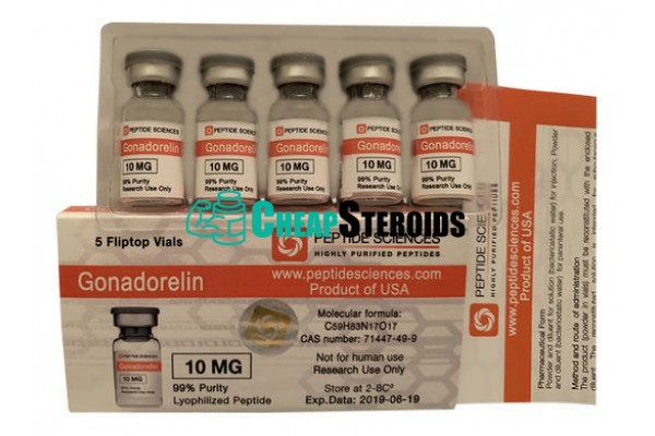 Gonadorelin 10 mg (Гонадорелин 10 мг)