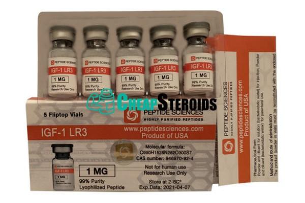 IGF-1 LR3 1 mg (ИГФ-1 ЛР3 1 мг)