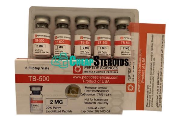 TB-500 2 mg (ТБ-500 2мг)