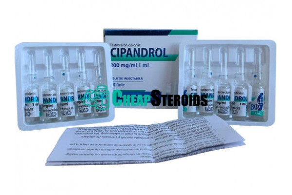 Cipandrol 1 ml/200 mg (Ципандрол 200 мг)