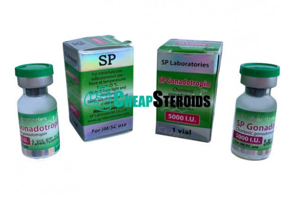 Gonadotropin 1/5000 IU(Гонадотропин 1 фл/5000МО)